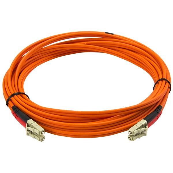 StarTech Fibra Duplex Multimodo 50/125 LC – Cable