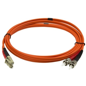 StarTech Adaptador Multimodo Dúplex Fibra Óptica L – Cable