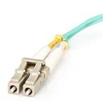 Startech Cable de Fibra Óptica Patch 10Gb 5m – Cable de red