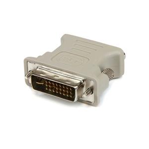 Startech conversor DVI-I a VGA hembra - macho - Adaptador