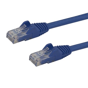 Startech latiguillo 1 M azul CAT6 UTP - Cable de red