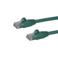 Startech latiguillo 1 M verde CAT6 UTP - Cable de red