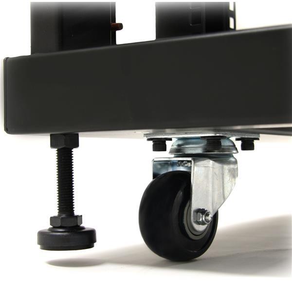 """Startech desarmable de 36"""" y 25U con ruedas - Armario rack"""