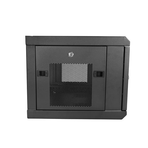 """Startech 6U 16.9"""" de profundidad de pared - Armario rack"""