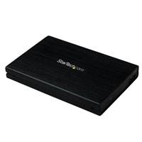 "Startech aluminio USB 3.0 HDD SATA 3 2.5"" UASP - Caja HDD"
