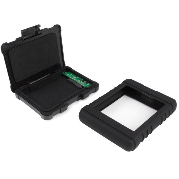 """Startech USB 3.0 robusta con UASP HDD 2.5"""" - Caja HDD"""