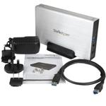 """StarTech Aluminio USB 3.0 SATA 3.5"""" - Carcasa para HDD"""
