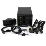 "StarTech USB 3.0 2 bahías 3.5"" SATA III UASP - Caja HDD"