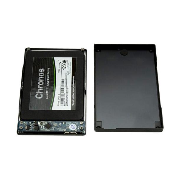 "Startech USB 3.0 2.5"" aluminio Super speed - Caja HDD"