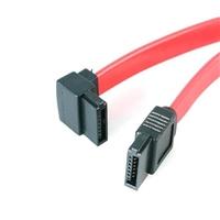 StarTech SATA III  acodado 45 cm - Cable de datos