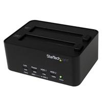 """StarTech.com """"Estación de Conexión Duplicador Borrador Auto"""