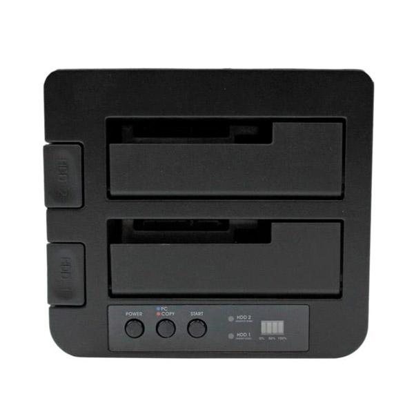 """StarTech Sata de 3.5"""" y 2.5"""" a USB 3.0 y eSATA - Dock"""