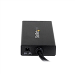 StarTech.com Hub USB 3.0 de Aluminio con Cable