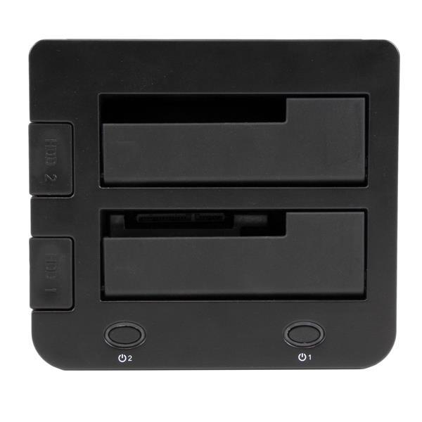 "Startech USB 3.0 UASP 2 bahías de 2.5"" 3.5"" - Dock"