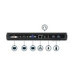Startech DOCK STATION  USB 3.0 DVI HDMI - Dock