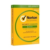 Norton Security Standard 1 Licencia 1 año – Antivirus