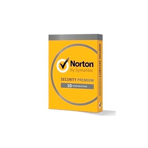 Norton Security Premium 10 licencias 1 Año – Antivirus