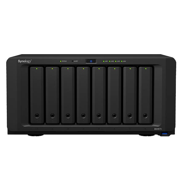 Synology DS1817+ (2GB) – Servidor NAS