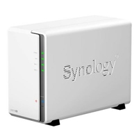 Synology Disk Station DS216se – Servidor NAS