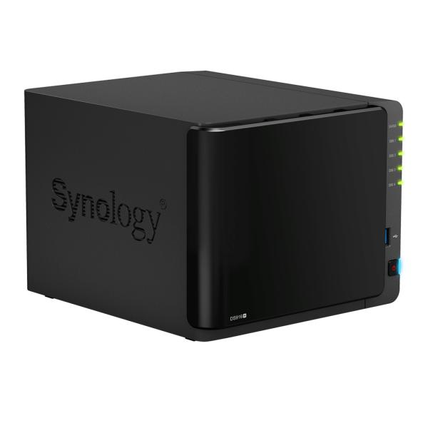 Synology Disk Station DS916+ 8GB – Servidor NAS