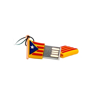 TECH1TECH Bandera Senyera Estelada 16GB USB2 – PenDrive