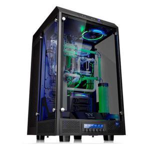 Thermaltake The Tower 900 negra – Caja