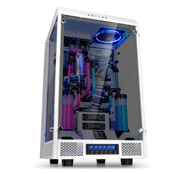 Thermaltake The Tower 900 Snow Edition – Caja