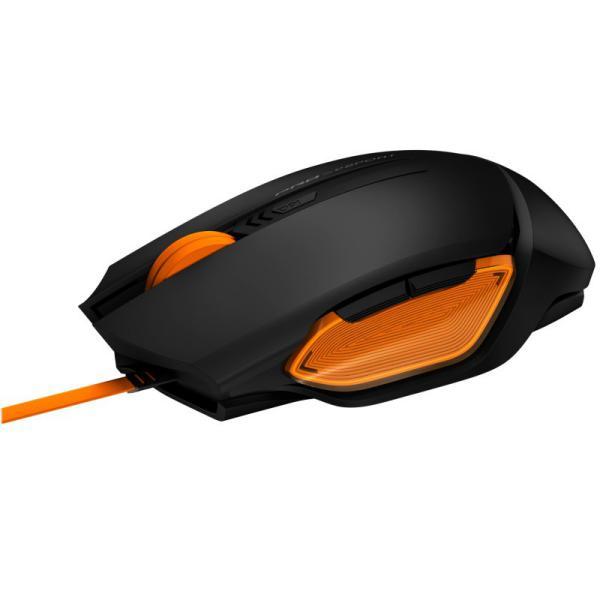 ThunderX3 TM20 naranja 4000 DPI – Ratón