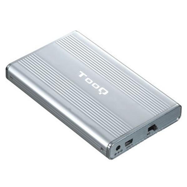 Tooq TQE-2512 2.5″ IDE/SATA a USB 2.0 – Caja HDD