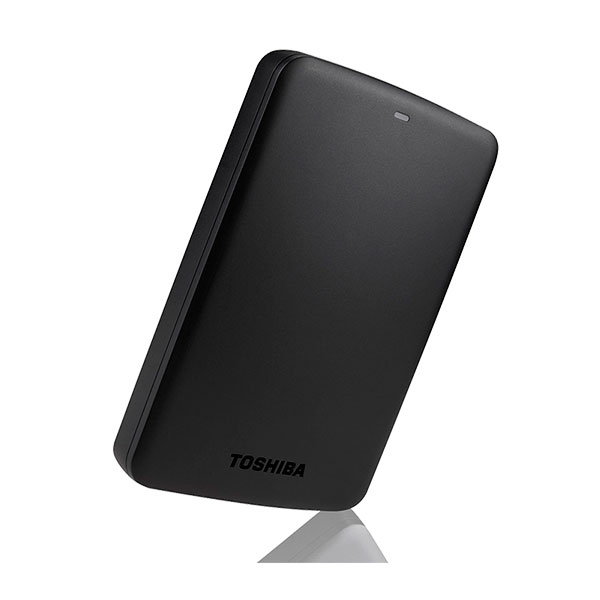 Toshiba Canvio Basics 2.5″ 500GB USB – Disco Duro Externo