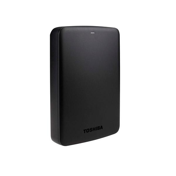 "Toshiba Canvio Basics 2.5"" 3TB USB 3.0 - Disco Duro Externo"