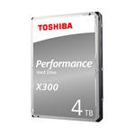 "Toshiba X300 High Performance 4TB SATA 3.5""  - Disco Duro"