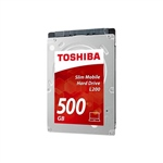 "Toshiba L200 Slim Mobile 2.5"" SATA 500GB 7mm - Disco Duro"