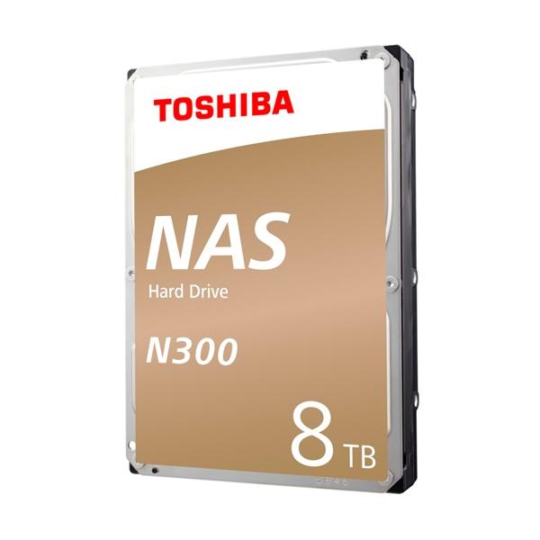 Toshiba N300 High Performance 8TB 3.5 SATA - Disco Duro