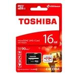 Toshiba Exceria 16GB 48MB/s c/adap – Tarjeta MicroSD