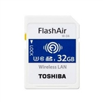 Toshiba FlashAir W-04 32GB 90MB/s WIFI – Tarjeta SD