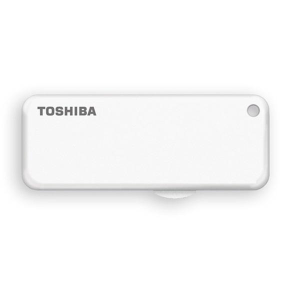 Toshiba TransMemory U203 16GB Blanco – PenDrive
