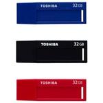 Toshiba TransMemory U302 USB 3.0 32GB Pack de 3 – PenDrive