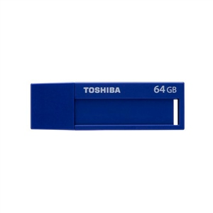 Toshiba TransMemory U302 USB 3.0 64GB Azul – PenDrive