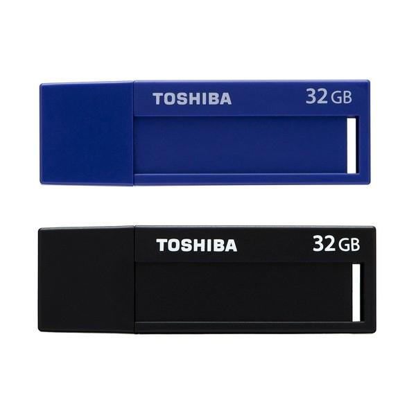 Toshiba TransMemory U302 USB 3.0 32GB Azul+Negro – PenDrive