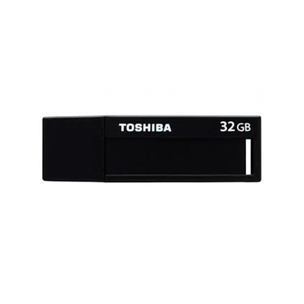 Toshiba TransMemory U302 USB 3.0 32GB Negro – PenDrive