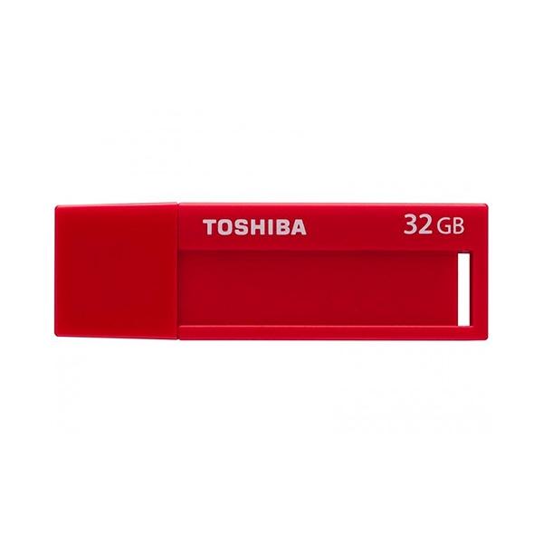 Toshiba TransMemory U302 USB 3.0 32GB Rojo – PenDrive