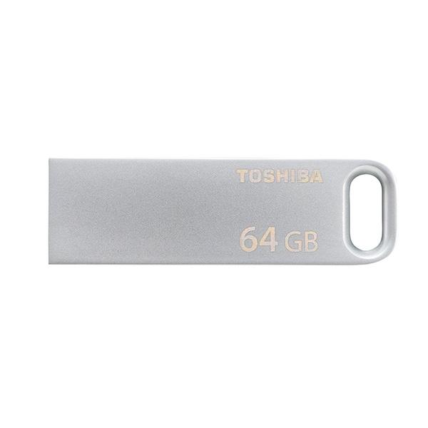 Toshiba TransMemory U363 USB 3.0 64GB Plata – PenDrive