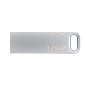 Toshiba TransMemory U363 USB 3.0 128GB Plata – PenDrive