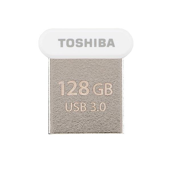 Toshiba TransMemory U364 USB 3.0 128GB Blanco – PenDrive
