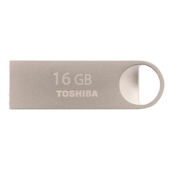 Toshiba TransMemory U401 USB 3.0 16GB Plata – PenDrive