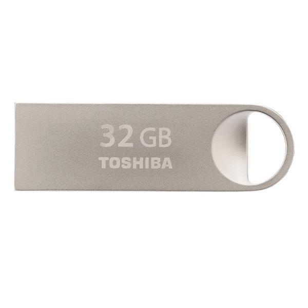 Toshiba TransMemory U401 USB 3.0 32GB Plata – PenDrive