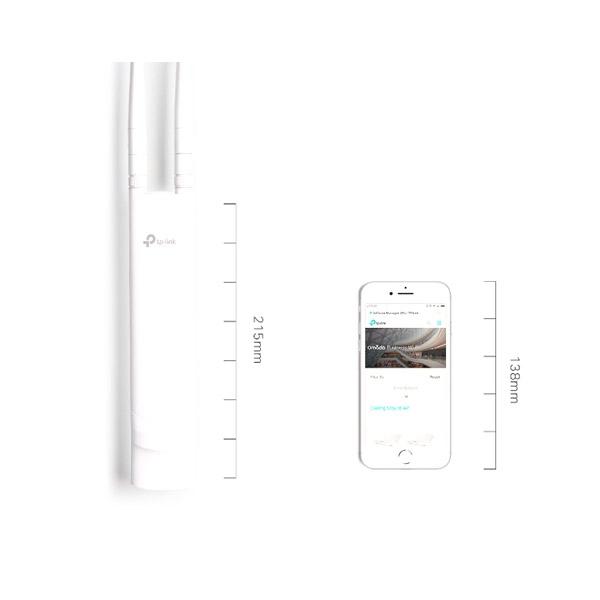 TP-LINK EAP110 outdor - Punto de acceso