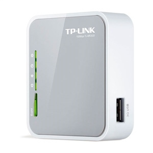 TP-LINK TL-MR3020 3G/3,75G  – Router
