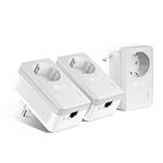 TP-LINK TL-PA4010PTKIT AV500 Powerline – PLC
